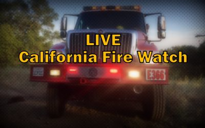 LIVE CALIFORNIA FIRE WATCH 10/11/2017