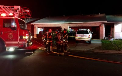Two dead, one injured in South Sacramento duplex fire
