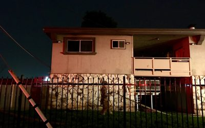 Bedroom fire extingished in Arden-Arcade apartment