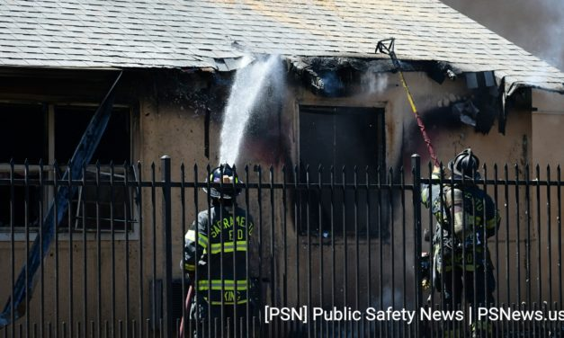 Woman Found Deceased After South Natomas Apartment Fire