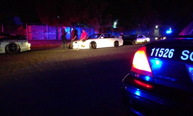 Four Cited for Reckless Driving Near Florin Perkins Road