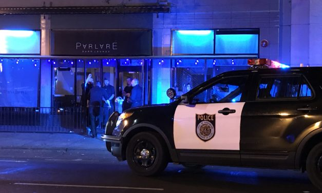 Parlare Lounge Shooting Suspect Arrested