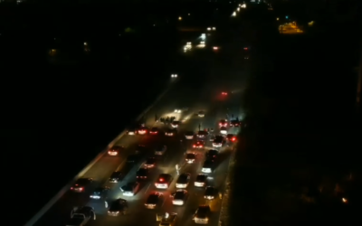 Multiple Sideshows Occur Overnight, 1 Shuts Down Highway 50 [VIDEO]