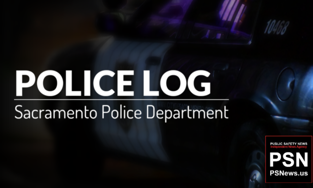 POLICE LOG- Pursuit, Del Paso Heights