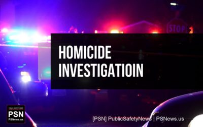 Homicide Investigation, Thursday, October 18, 20118