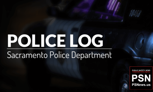 POLICE LOG: Car Jacking, Old North Sacramento, Sunday, September 30, 2019
