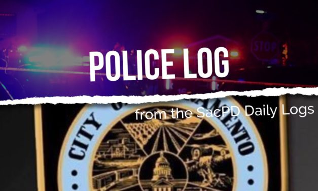 POLICE LOG: Brandishing, Landpark, October 14, 2018