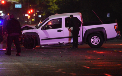 Multi-Vehicle Crash Blocks Stockton Blvd Overnight