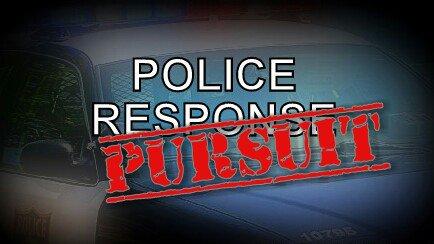 POLICE LOG: Pursuit, Southeastern Sacramento, November 16, 2018