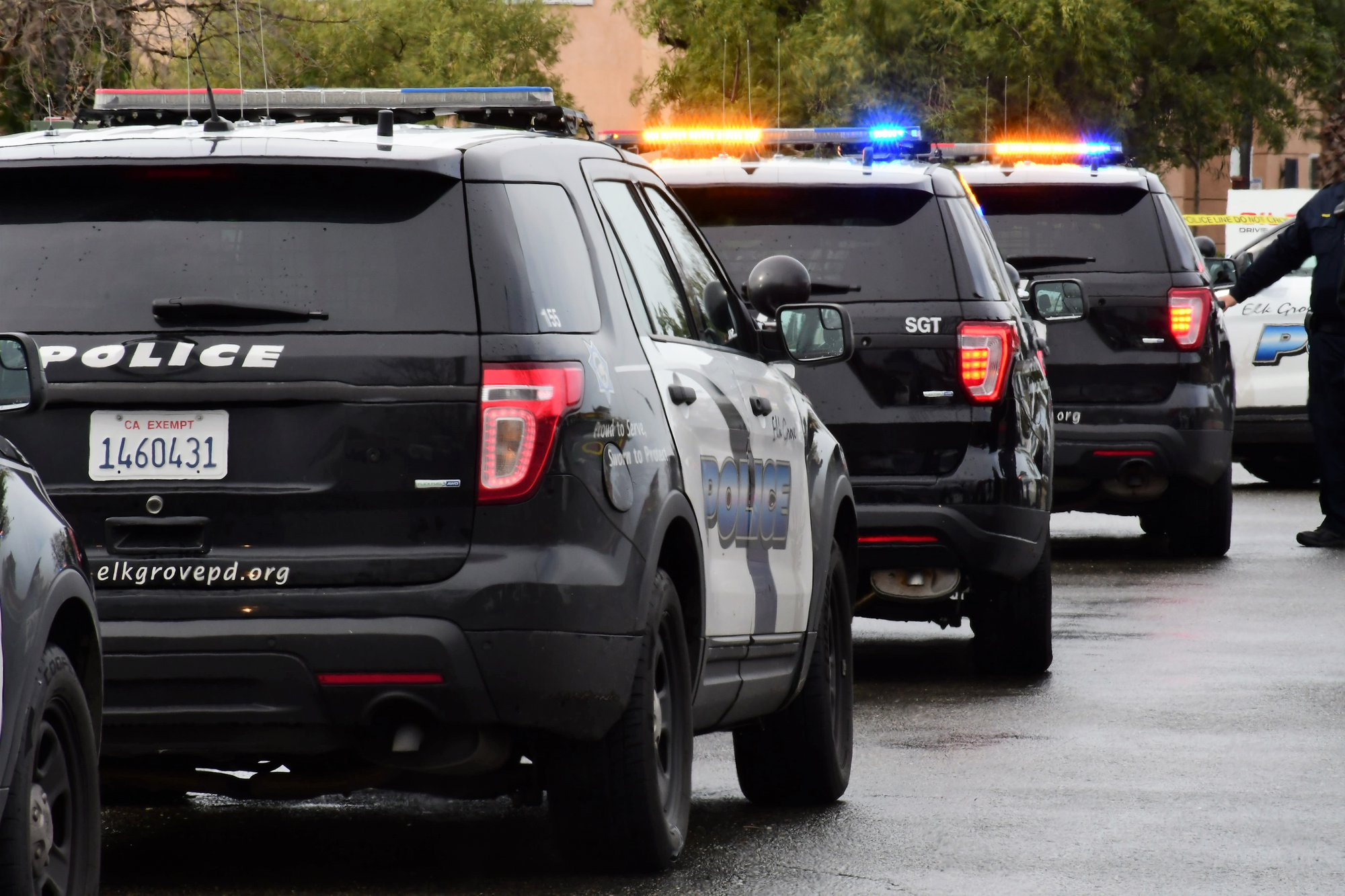 VIDEO: Officer Involved Shooting, Elk Grove Police Department