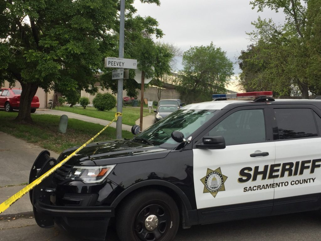 HOMICIDE INVESTIGATION, South Sacramento, April 14, 2019