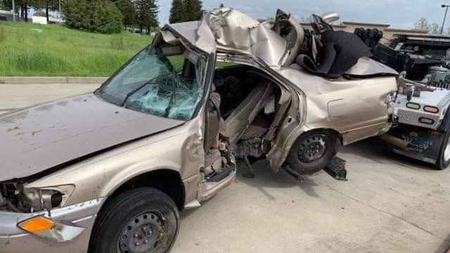 SacPD PRESS RELEASE: Fatal Vehicle Collision, Northgate at Tandy, April 7, 2019